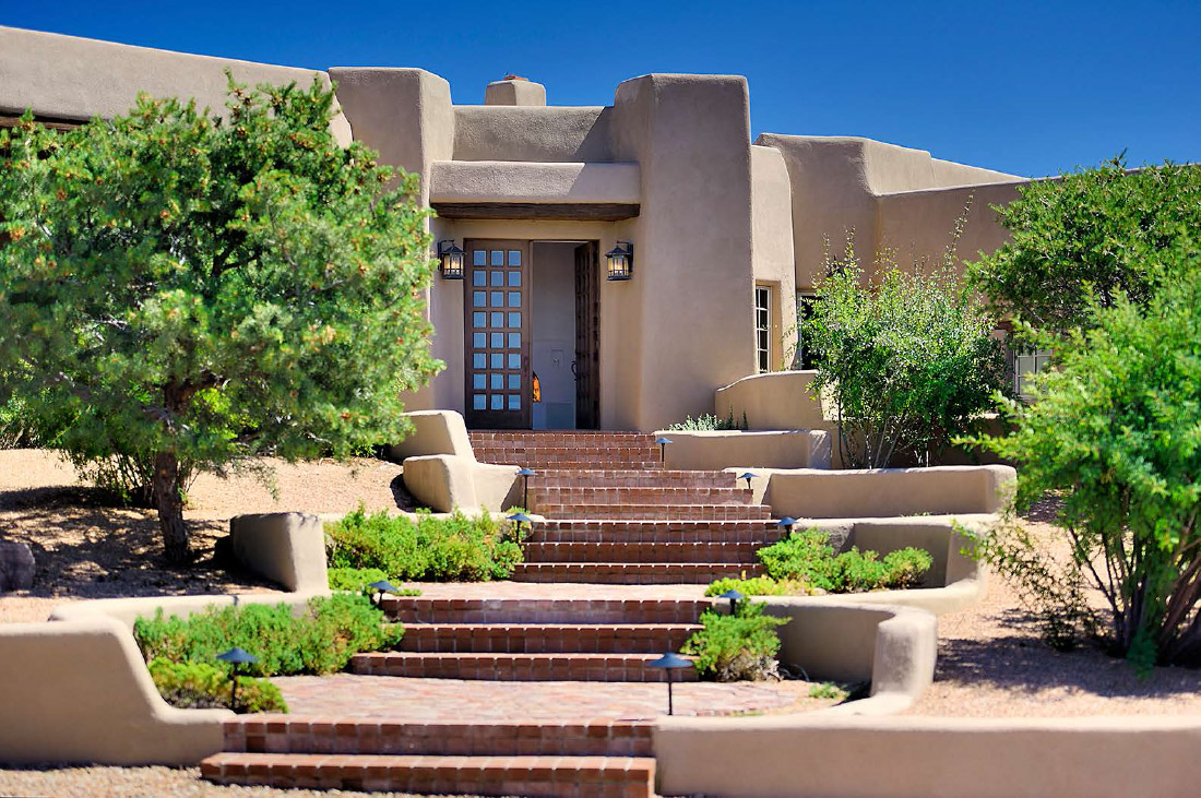 Las Campanas Santa Fe home for sale