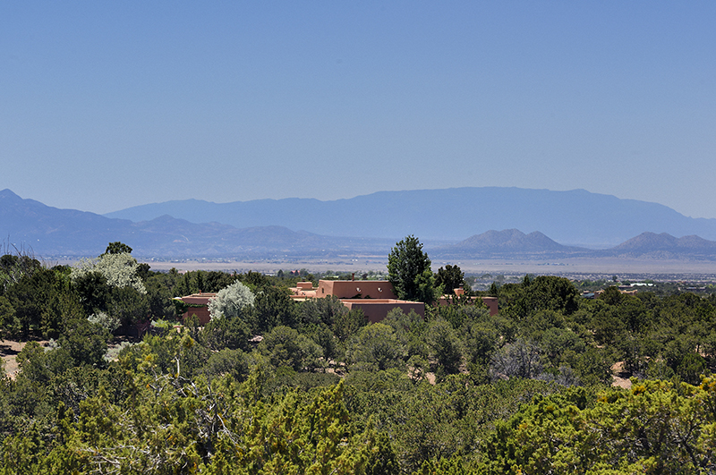 Old Santa Fe Trail Santa Fe NM compound for sale