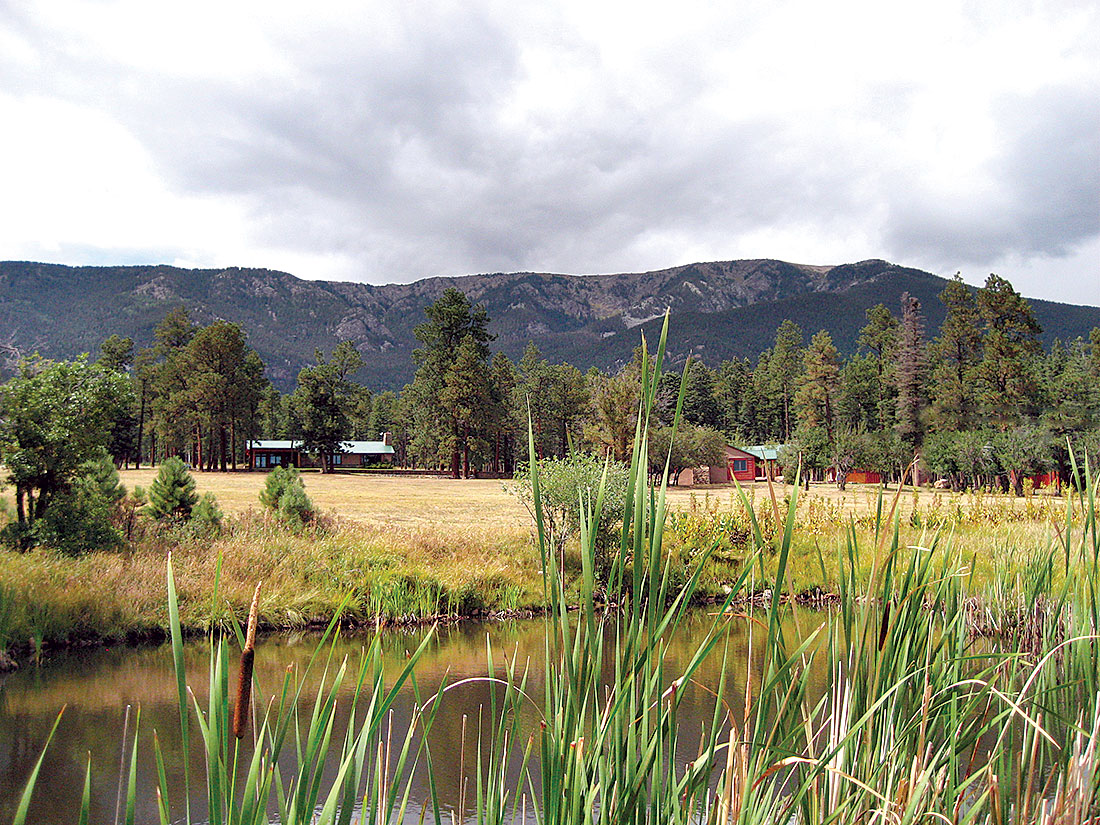 Rociada Springs NM ranch for sale