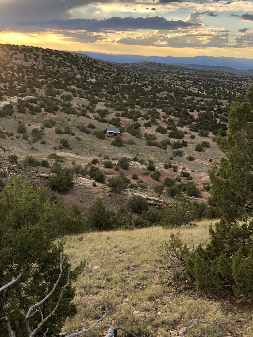 Santa Fe County NM ranch for sale