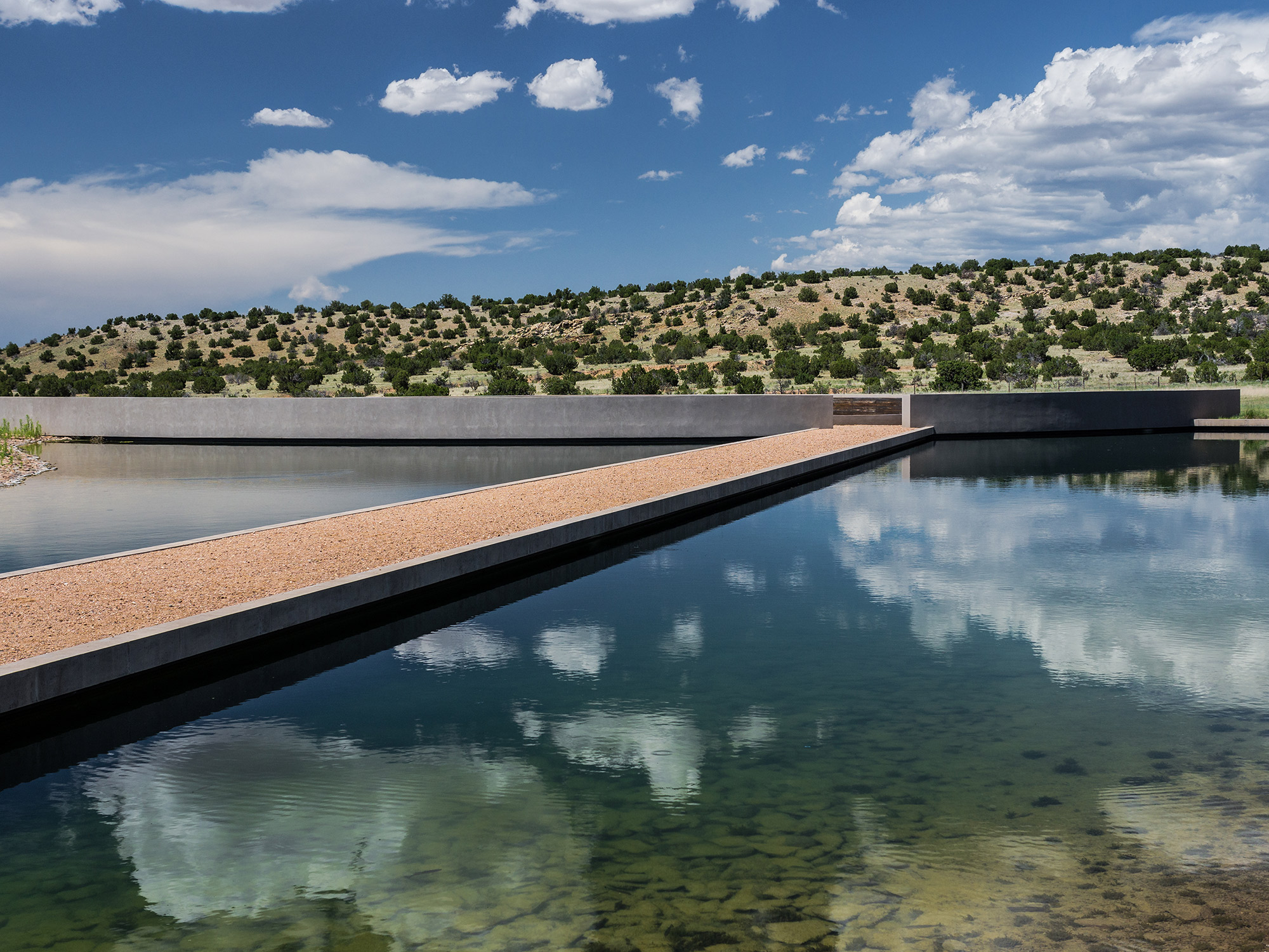 Ford Fort Worth >> CERRO PELON RANCH | SANTA FE, USA | ARCHITECT TADAO ANDO